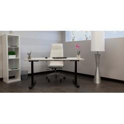 Table ajustable en hauteur...